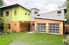 Designer Prefab Homes - Colorful PLACE Houses Are Ready-to-Wear in Seattle