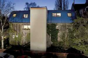 Rainer Mielke Turns Old Structures into Hip Homes