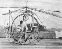 Human-Powered Helicopters