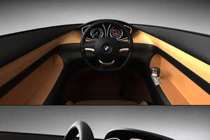 Stefan Radev's BMW Blue Dynamics Land Yacht is Fast & Eco-Friendly