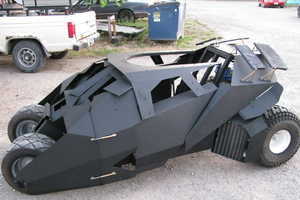 Create Your Own Mini Version of Batman's Tumbler