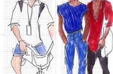 Sketching Street Style