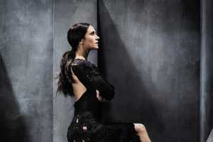 Jennifer Connelly's InStyle October 2009 Editorial