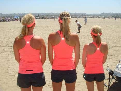Tween Yoga Lines - Lululemon Targets Teen Scene With Ivivva Athletica