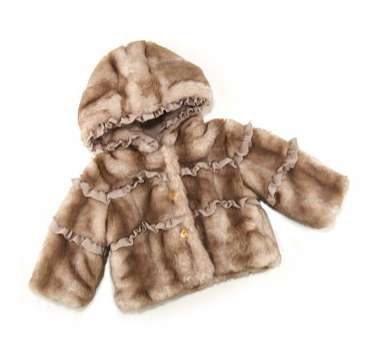 Fur Coats for Babies - Juicy Couture Creates Luxury Clothes for Your Tot