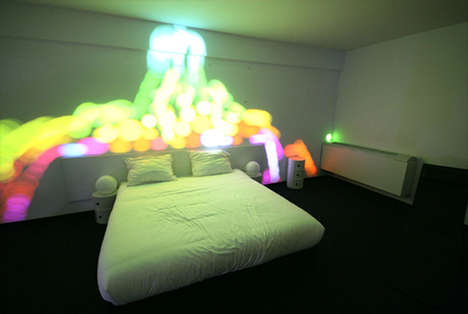 Interactive Indoor Light Shows