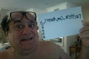 Danny DeVito Joins Twitter, Makes Fantastic First Tweet & TwitPic