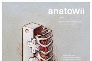 Angela Moramarco's 'AnatoWii' Website Gives You an Excuse to Game