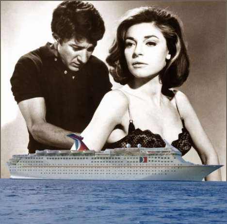 Scandalous Romantic Getaways - International Cougar Cruise Sets Sail in Time for Holidays