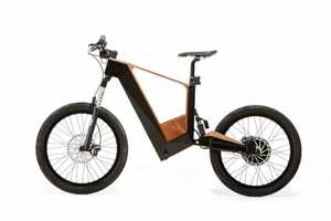 The Mosquito Bike Lets You Navigate the Urban Jungle