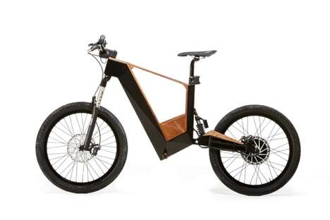 Timber Framed E-Cycles