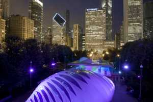 Chicago's Centennial Celebration Mascot Looks Like a Snail