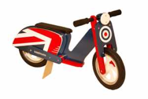 Kiddimoto Bikes are Stylish Rides for Children