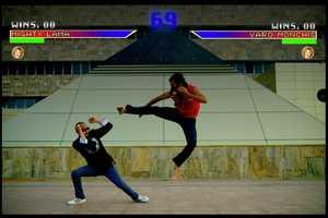 Bernard Arce's Photos Capture Real Mortal Kombat