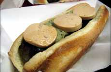 Foie Gras Hot Dogs - Hot Doug's in Chicago Makes Duck-Centric Street Meat