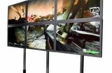 Webbed Multiscreen TVs