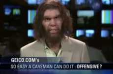 15 Caveman Creations - Honoring Our Early Ancestors, from Boney Couches to Geico Ads