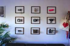Everyday Stuff as Art - Framed Objects are Intriguing Credit Crunch Wall Decorations