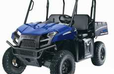Electric ATVs - 2010 Polaris Ranger EV Puts a Charge into Off-Road Adventure