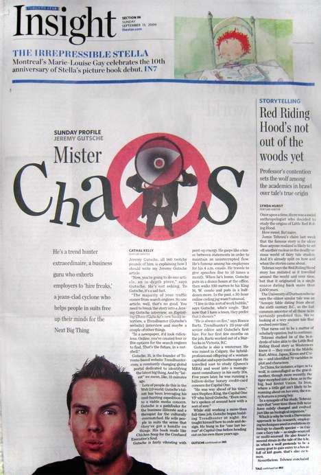 Trend Hunter Toronto Star
