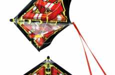 Motorized Stunt Kites