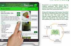 Computerized Cooking Classes - The Smartchef is a Techie's Kitchen Dream