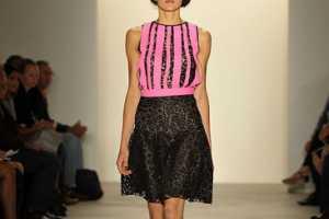 Sarafpour's Understated Elegance Overshadowed By Hues