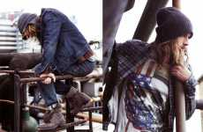 Mountain Man Editorials