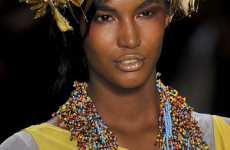 Haute Headgear - Designers Show Whimsical Toppers for Spring 2010