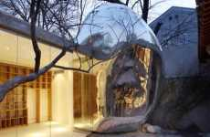 Bubbletecture - Beijing Architects MAD Create Innovative Home Additions