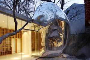 Beijing Architects MAD Create Innovative Home Additions