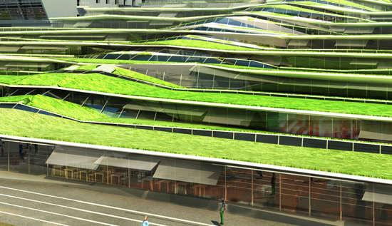 Grasscape Schoolhouses
