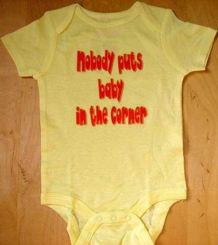 Iconic Movie Baby Clothes