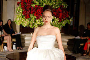 Douglas Hannant's Stylish & Sophisticated Bridal Designs