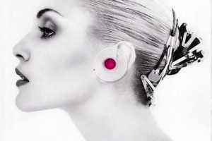 The Fashionable Volution Bluetooth Headset for Ladies