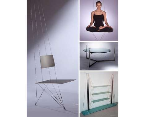 25 Gravity Defying Home Furnishings