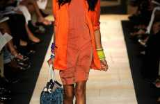 Tangy Spring Fashions - Fabsugar Declares Orange the It Color for Spring