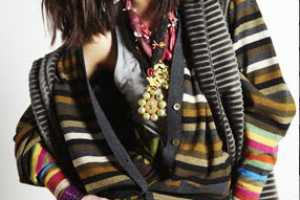 Grazia Magazine Features Super Fall Layering
