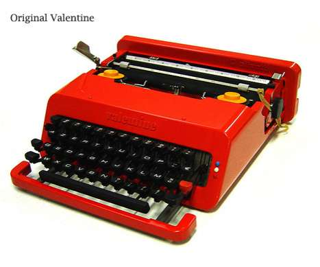 Reinventing Typewriters
