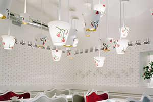 ODC Orlando di Castello Interior Has a Bizarre Combo of Inspirations