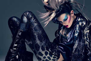 Craig McDean's 'Gimme More' for Interview Exemplifies Fashion