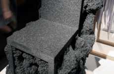 Volcanic Foam Chair