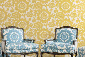 Bergere Chairs Come Back Bigger, Bolder and Brighter