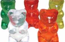13 Yummy Gummy Bear Finds - From Acne-Fighting Candy to Super Sized Snacks