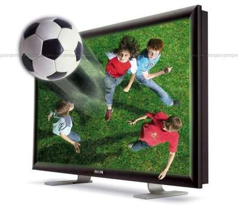 Mass-Produced 3D Televisions