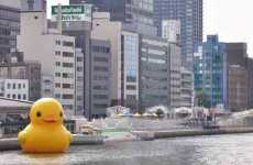 Giant Rubber Duckies
