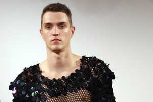 Ioannis Dimitrousis' Spring/Summer 2010 Line Has Glitz for Both Genders