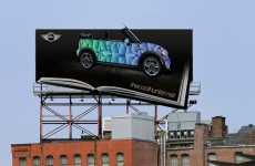 Crowdsourced Car Wraps - The Cool Hunter Wants Your Mini Cooper Design Submissions