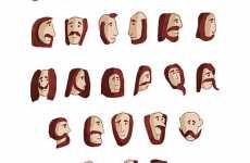 Beard Fonts