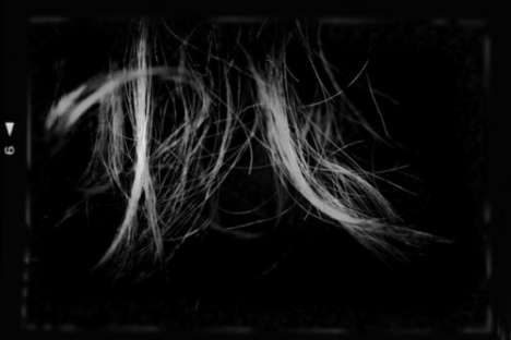 Negative Hairtography